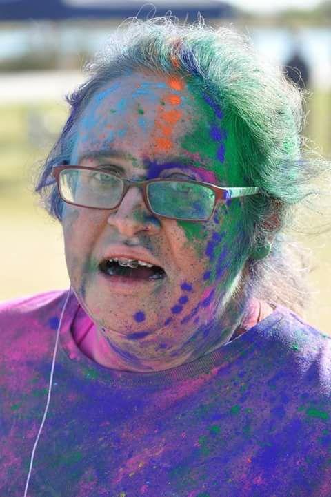 Maricopa color run